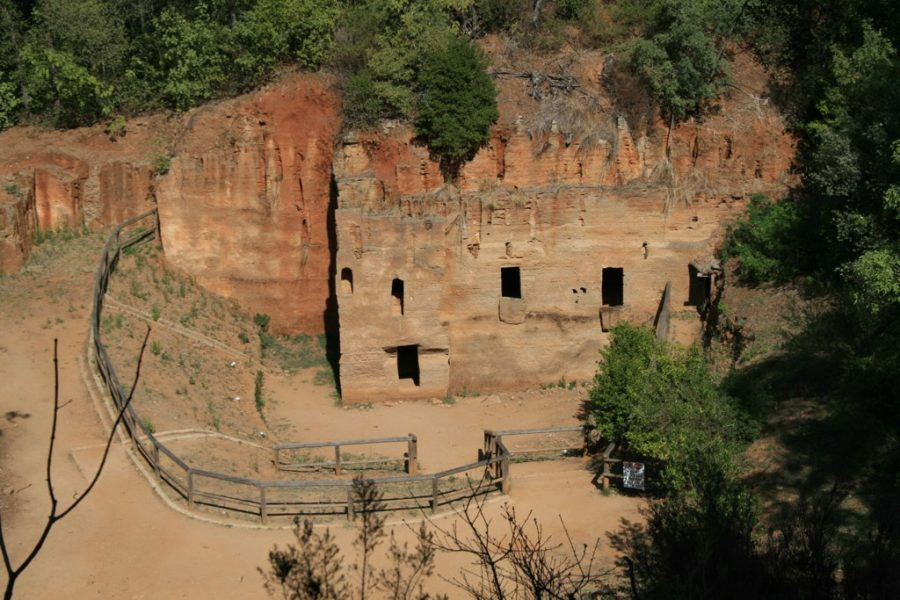 Archaeological Park of Baratti and Populonia