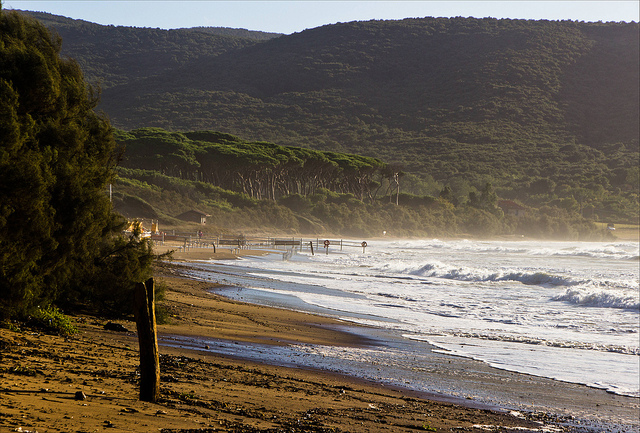 Beaches of the Etruscan Coast